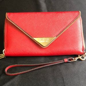 Rebecca Minkoff Zoey Tech Wristlet wallet